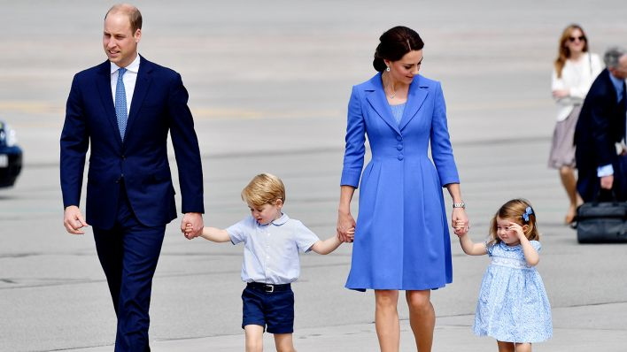 Having Kids urges Prince William and Kate Middleton to consider a smaller family