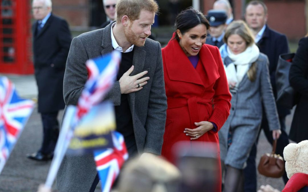 Meghan and Harry: Consider Having a Small Family