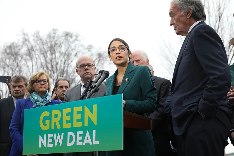 AOC Addresses the Big Question of Kids and Climate Change