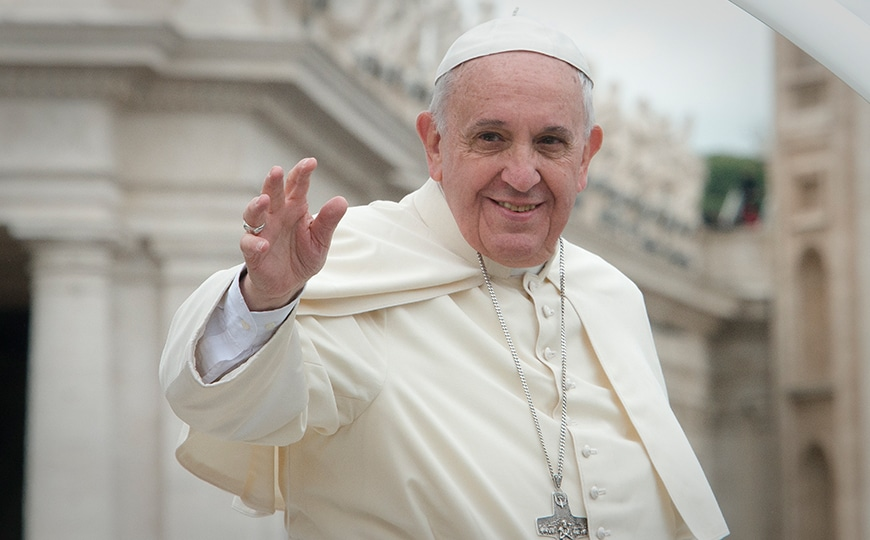 Tell Pope Francis That If He Wants Equity, He Should Support Fair Start