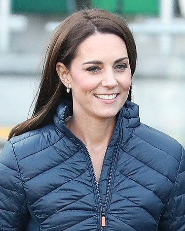 Kate Middleton Speaks for Children's Rights to Equal Starts in Life